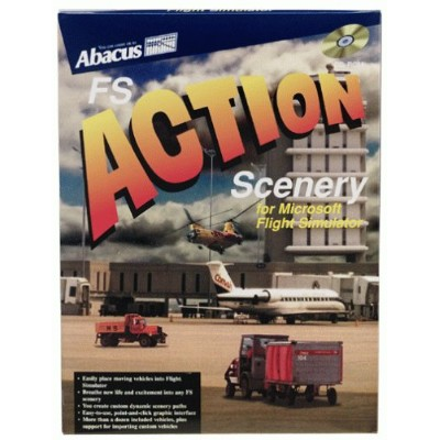 Flight Simulator Action Scenery (輸入版)