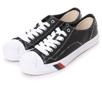 ASBee プロケッズ PRO-Keds COURT KING LEATHER(コートキングレザー) 547200 (ブラック) メンズ