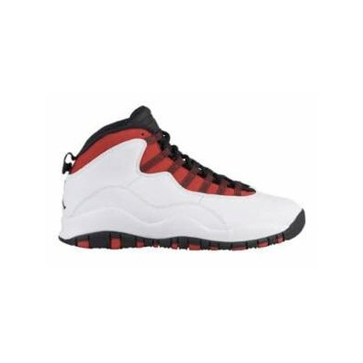 "ナイキ ジョーダン メンズ スニーカー Air Jordan Retro 10 ""Russell Westbrook"" バッシュ White/Black/University Red/Hyper..."