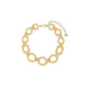 Givenchy Vintage logo chain-link necklace - メタリック