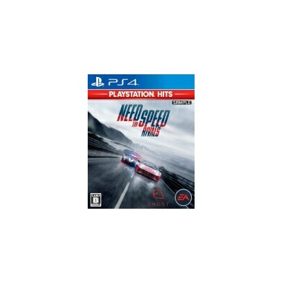 Game Soft (PlayStation 4) / ニード・フォー・スピード ライバルズ PlayStation Hits 【GAME】