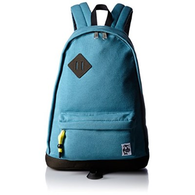[チャムス] CHUMS デイパック Classic Day Pack Sweat Nylon CH60-0681-A041-00 A041 (Turquoise/Brown)