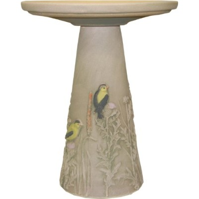 Burley Clay Products BURL55132200 Goldfinch Pedestal Only (+ FRT)