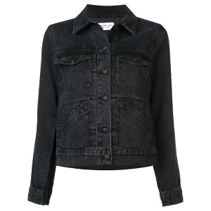 Derek Lam 10 Crosby Toby Classic Denim Jacket - ブルー