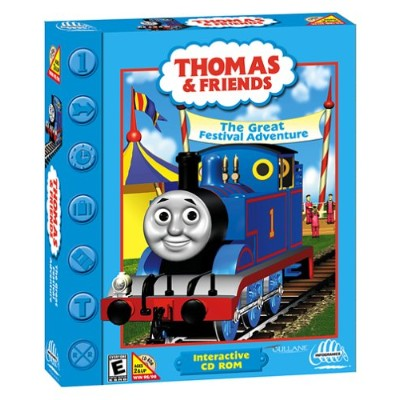 Thomas & Friends The Great Festival Adventure with Free Train Car (輸入版)