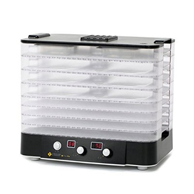L'EQUIPOEM 6 Layers Food Drying Machine Dryer Food Dehydrator Food Dehydrate Tray LD918BT 220V Made...