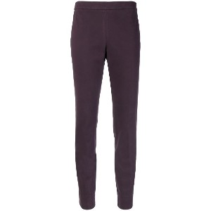 Fabiana Filippi tailored fitted trousers - ピンク&パープル