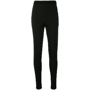 Ermanno Scervino skinny fit trousers - ブラック