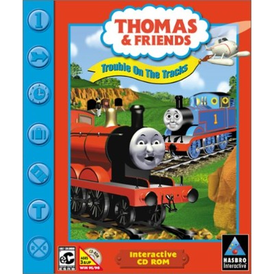 Thomas and Friends Trouble on the Tracks (輸入版)