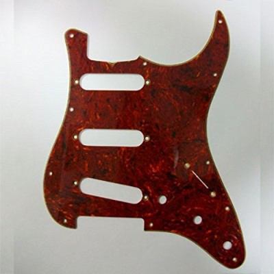 Montreux Real Celluloid 62 SC pickguard relic Retrovibe Parts No.8025 ピックガード