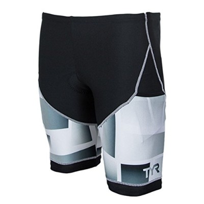 """TYR(ティア) COMFORTABLE FIT TRI PANTS 9"""" BM9P1-18S WH S"""