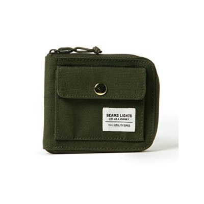(ビームスライツ) BEAMS LIGHTS O.CORDURA WLT 53640036629 ONE SIZE OLIVE/OD