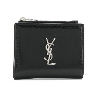 Saint Laurent square shaped purse - ブラック