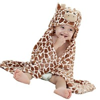 - 33% OFF!! Super-Soft Microfiber Fleece in Animal Designs. ?Fab Baby Gifts! Soft Enough for...
