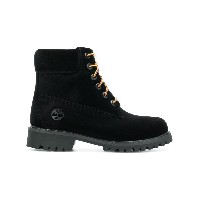 Off-White Off-White x Timberland レースアップブーツ - ブラック