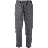 Barena tapered trousers - グレー
