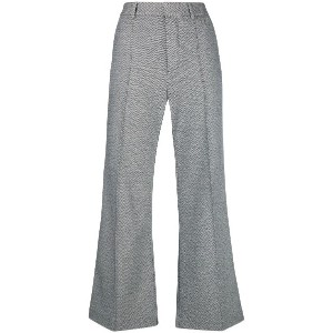 See By Chloé flared trousers - ブルー