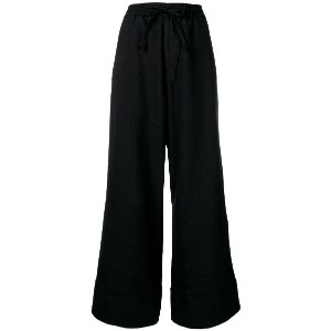 Société Anonyme perfect palace trousers - ブラック