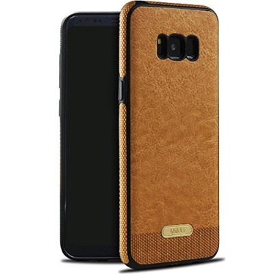 (Samsung Galaxy S7 Edge, Brown) - Samsung Galaxy S7 Edge Soft Business Leather Case,Auroralove...