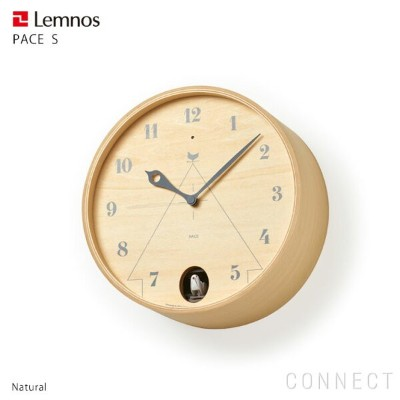 LEMNOS(レムノス)/PACE(パーチェ)S 鳩時計 壁掛け時計 掛け時計 カッコー時計【送料無料 】