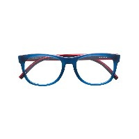 Tommy Hilfiger square glasses - ブルー