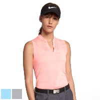 Nike Ladies Zonal Cooling Sleeveless Golf Polo【ゴルフ レディース>トップス】