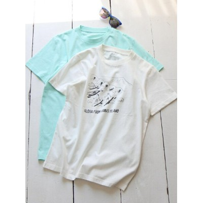 【SALE/44%OFF】coen HAWAII SURF Tシャツ コーエン カットソー【RBA_S】【RBA_E】