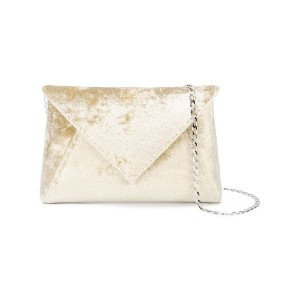 Tyler Ellis Lee Pouchet small clutch - ニュートラル