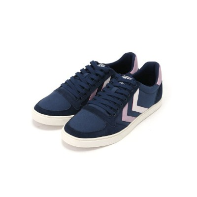 【SALE/30%OFF】hummel hummel/(U)SLIMMER STADIL DUO CANVAS Low エスラッシュ シューズ【RBA_S】【RBA_E】【送料無料】