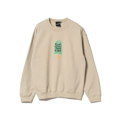 【SALE/10%OFF】BEAMS T 【SPECIAL PRICE】BEAMS T / VKC Graphic Sweat ビームスT カットソー【RBA_S】【RBA_E】【送料無料】
