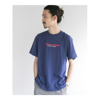 URBAN RESEARCH Vincent et Mireille×URBAN RESEARCH 別注logo t-shirts アーバンリサーチ カットソー【送料無料】
