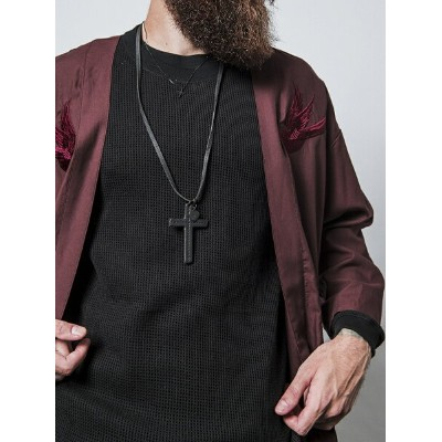 CHORD NUMBER EIGHT WARRIORS CROSS NECKLACE ガーデン アクセサリー【送料無料】