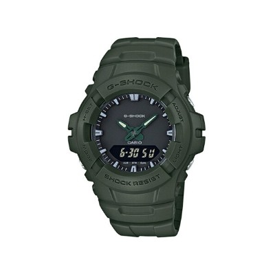 G-SHOCK/BABY-G/PRO TREK G-SHOCK/(M)G-100CU-3AJF/Military color カシオ ファッショングッズ【送料無料】
