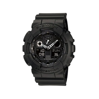 G-SHOCK/BABY-G/PRO TREK G-SHOCK/(M)GA-100-1A1JF/COMBINATION カシオ ファッショングッズ【送料無料】