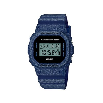 G-SHOCK/BABY-G/PRO TREK G-SHOCK/(M)DW-5600DE-2JF/DENIM'D COLOR カシオ ファッショングッズ【送料無料】