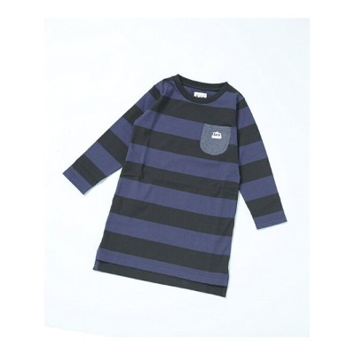 [Rakuten BRAND AVENUE]【SALE/30%OFF】PULLOVER DRESS Lee ナノユニバース カットソー【RBA_S】【RBA_E】