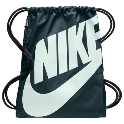 (取寄)ナイキ メンズ ヘリテージ ジムサック Nike Heritage Gymsack Deep Jungle Deep Jungle Barely Grey
