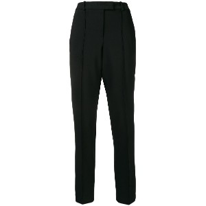 Ermanno Scervino tapered trousers - ブラック