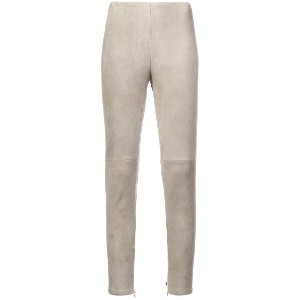 Ralph Lauren Collection slim fit trousers - グレー
