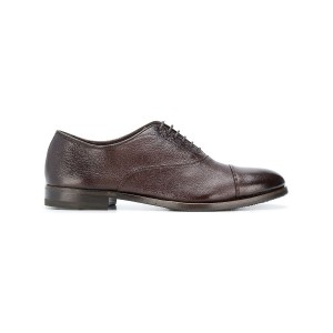 Henderson Baracco classic oxford shoes - ブラウン