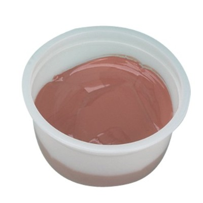 Maddaplas 709350001 Medium Soft Red Color Coded Therapy Putty, 2 oz Container by Maddak Inc.