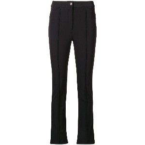 Dorothee Schumacher piped trousers - ブラック