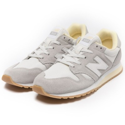 レディース 【NEW BALANCE】 ニューバランス WL520CV(B) 18FW LIGHT GRAY(CV)