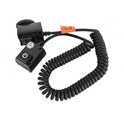 Godox TTL off-camera Flash Shoe Cord for Sony DSLRカメラとSpeedlites – 9.8フィート(3 m)
