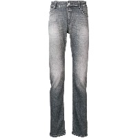 Closed washed straight-leg jeans - グレー