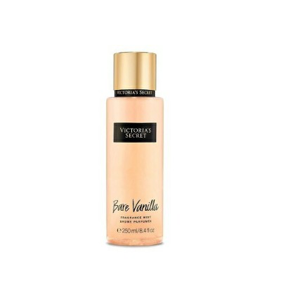 Victoria's Secret Fragrance Mist - Bare Vanilla 250ml ヴィクトリアシークレット ベアバニラ 250ml