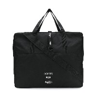 Eastpak branded big tote bag - ブラック