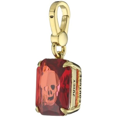 Juicy Couture Small Skull Engraved Gemチャーム