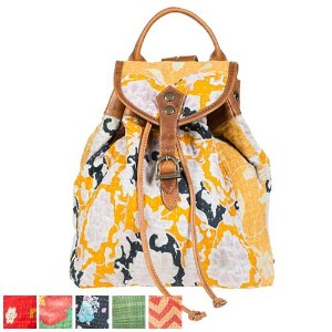 Will Leather Goods Kantha Quilted Mini Backpack【ゴルフ バッグ>その他のバッグ】