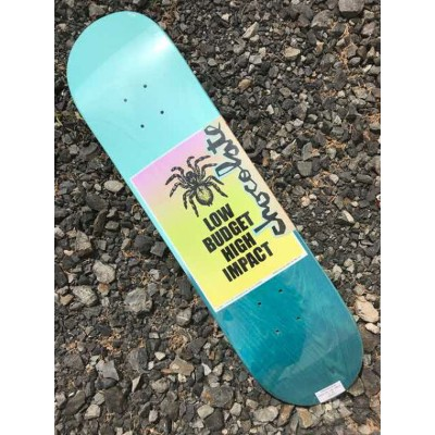 【CHOCOLATE】SIGNS OF THE TIMES  JERRY HSU 7.812×31.3 Skateboard Deck チョコレート スケートボード デッキ